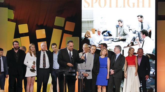 'Spotlight' triunfa en los Espíritu Independiente