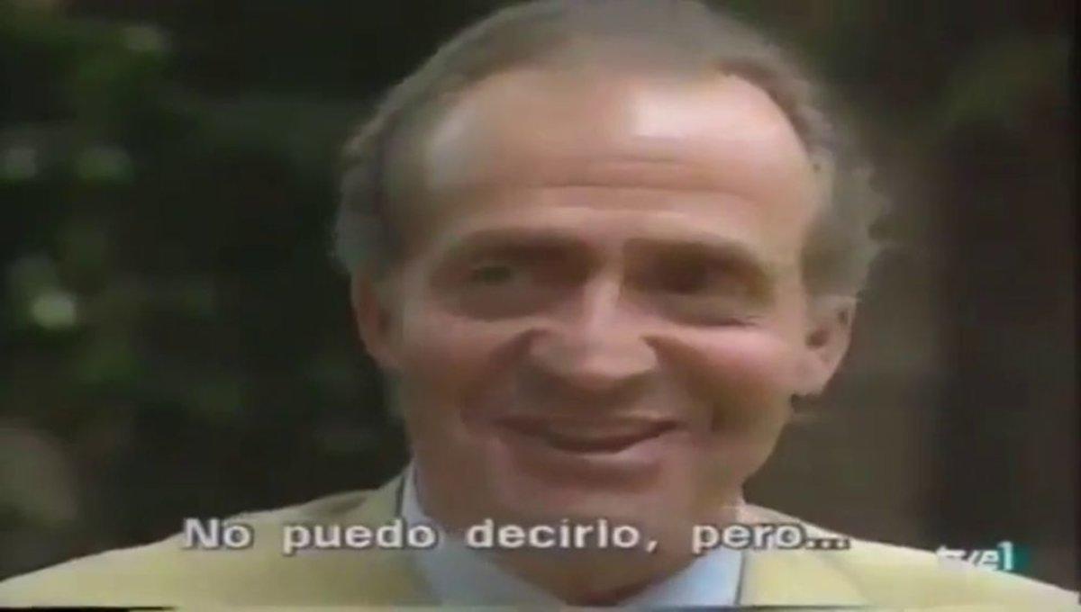 La entrevista de 1992 en la que el Rey Juan Carlos broemaba sobre el pago de impuestos
