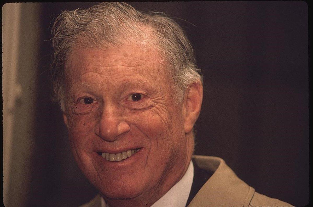 Robert Bernstein, fundador de Human Rights Watch.