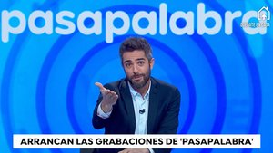 Antena 3 mostra un avanç del nou 'Pasapalabra' amb Roberto Leal al capdavant