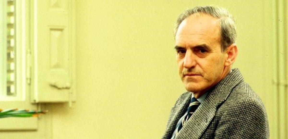 El sacerdote Ignacio Ellacuría en una imagen de archivo de mayo de 1988.