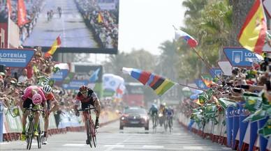 La Vuelta a España no está escrita para los modestos