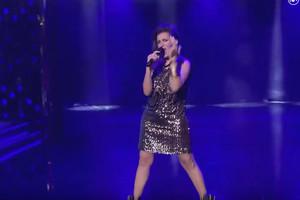 """La hilarante imitación de Silvia Abril a Barei y su actuación en Eurovisión: """"A Chikilicuatre le fue mejor que a mí"""""""