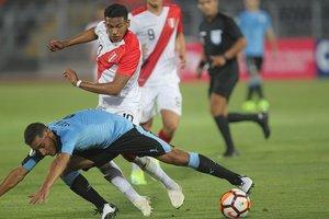 Perú y Uruguay conforman el Grupo B del Sudamericano Sub'20 de Chile.