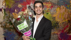 El campeón de patinaje artístico, Javier Hernández, una de las víctimas del programa de TVE-1 Inocente, inocente.