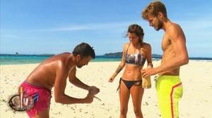 Imagen del reality show de Tele 5 Supervivientes.