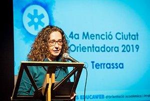 Terrassa rep la Menció Ciutat Orientadora que atorga el portal Educaweb