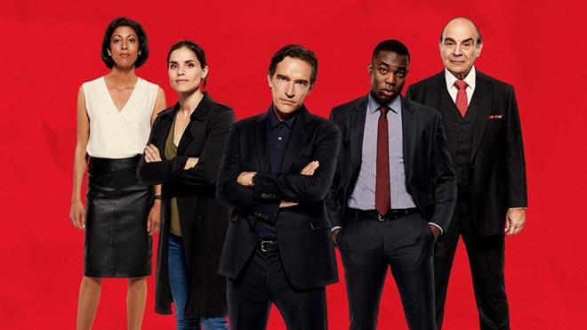 Tráiler de 'Press', serie de la BBC que la plataforma Filmin estrena en España.