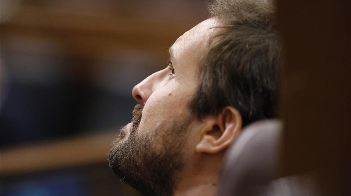 Pablo Casado, el miércoles, en el Congreso.