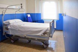 Imagen de archivo de una unidad de hospitalización