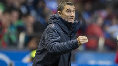 La luminosa calma de Valverde