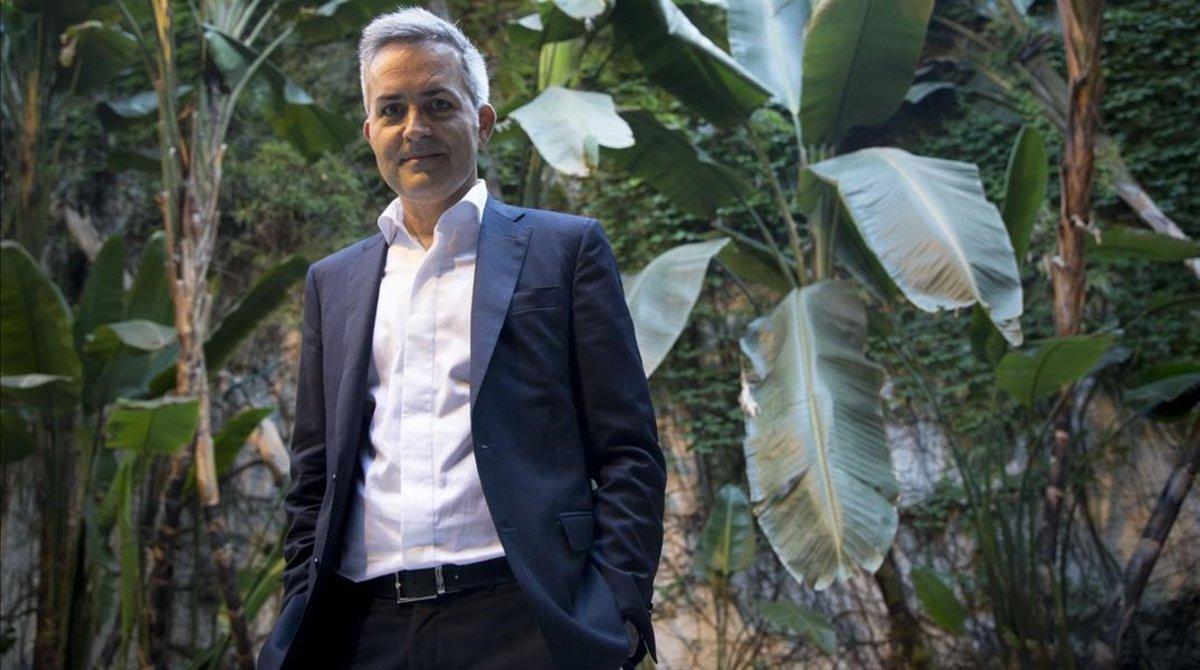 Víctor Font, futuro candidato a las elecciones a la presidencia del Barça en el 2021.