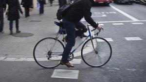 Alerta dels Mossos: així es roben bicis de gamma alta