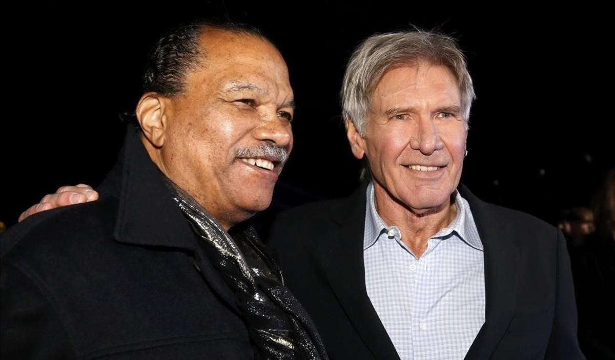 Lando Calrissian torna a 'Star Wars'