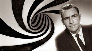 Rod Serling, creador de la Dimensión desconocida.