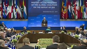 EUA demana als aliats més contribucions en la lluita contra l'EI