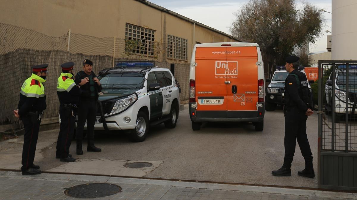 La administración concursal solicita la liquidación de Unipost