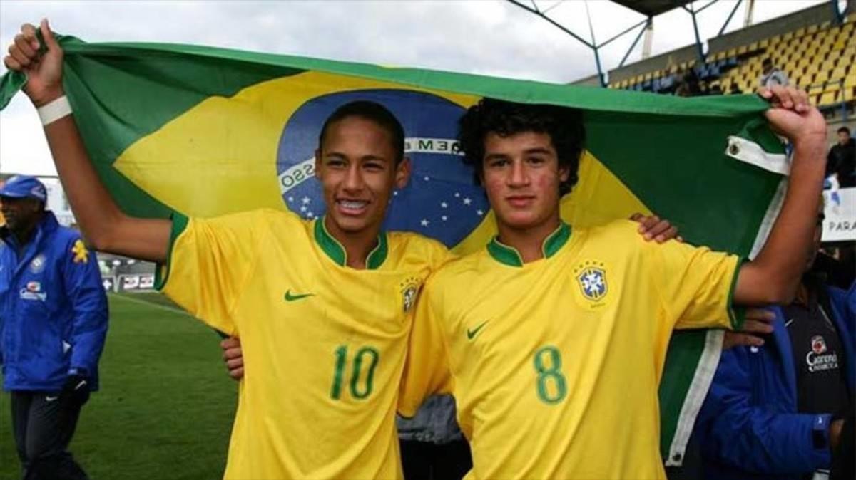 Ser Neymar o Coutinho i no Robinho