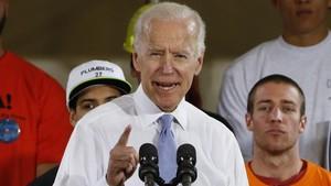 Joe Biden s'afegeix a la carrera presidencial demòcrata dels EUA