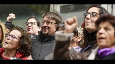 Xavier Domènech, nuevo secretario general de Podem con el 72% de los votos