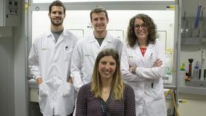 La gallega GalChimia abre un centro de I+D+i en el Parc Científic de Barcelona