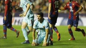 El Barça i el Llevant sortiran junts després del seu partit de Lliga