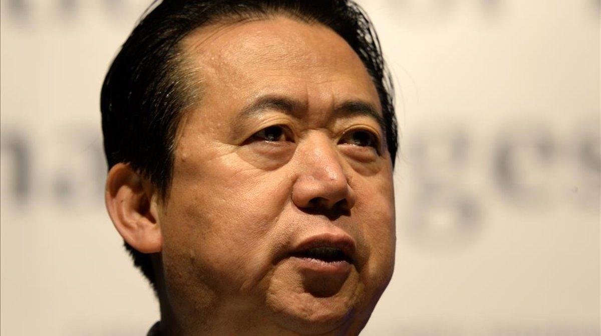 Despareció el presidente de Interpol tras viajar a China — Preocupación mundial