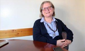 """Gabriella Bottani: """"El modelo neoliberal favorece la trata"""""""