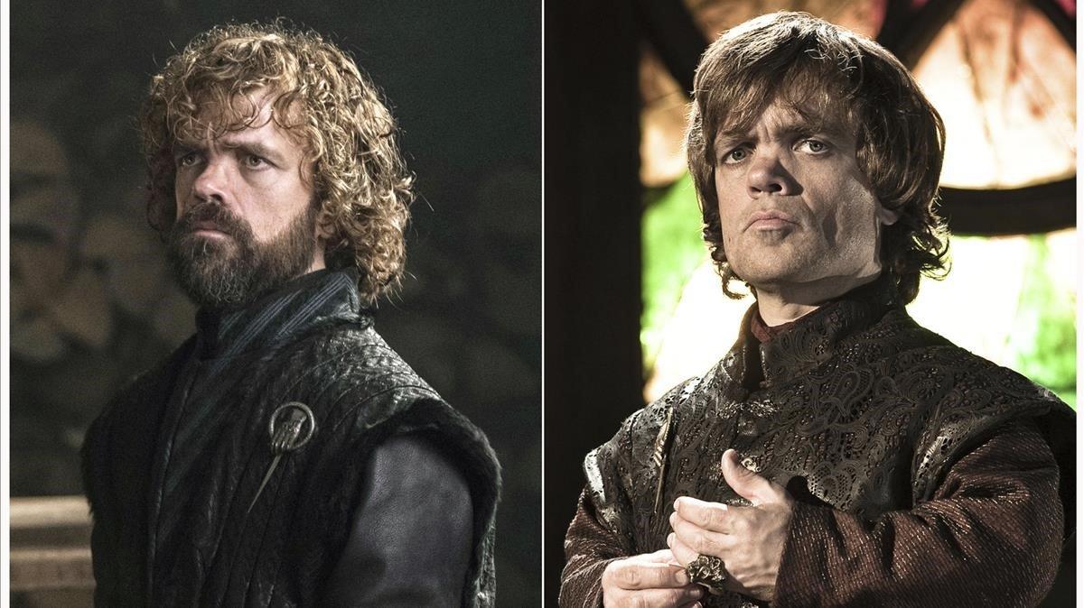 Peter Dinklage como Tyrion Lannister.