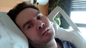 El tetrapléjico francés Vincent Lambert.