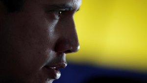 Guaidó reclama la «cooperació militar» estrangera a Veneçuela