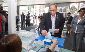 ERC tem que JxCat utilitzi el 10-N com a palanca per avançar eleccions