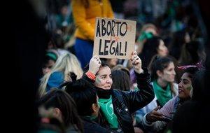 L'avortament lliure i gratuït, anhel del feminisme llatinoamericà