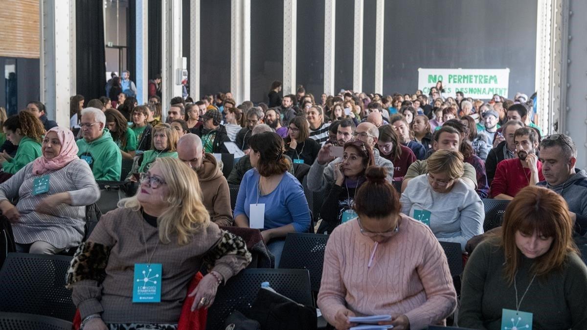 Primer Congrès de l'Habitatge de Catalunya.