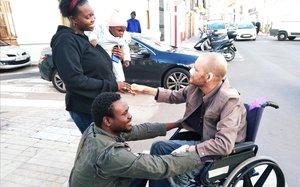 Treball tramitarà la regularització de l'heroi senegalès de Dénia