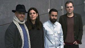 Els directors novells nominats als premis Goya: «Estem convidats a la taula dels nens»