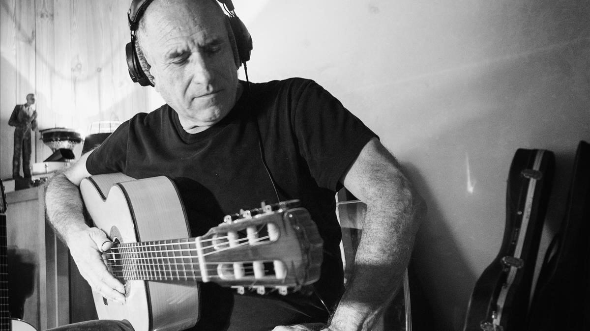David Broza: «La guitarra espanyola per mi sempre va ser 'la guitarra'»