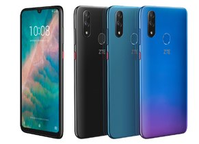ZTE presenta l''smartphone' Blade V10 amb càmera frontal de 32 megapíxels