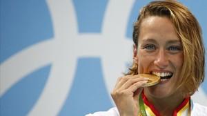 aguasch35058514 rio olympics swimming victory ceremony women s 200m bu160811220023