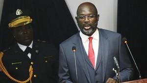 mbenach41842203 mon432 monrovia liberia 29 01 2018 el presidente liber180129215526