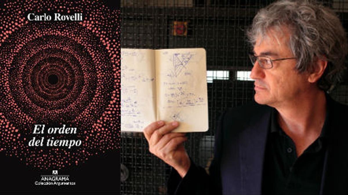 Resultado de imagen de El físico Carlo Rovelli