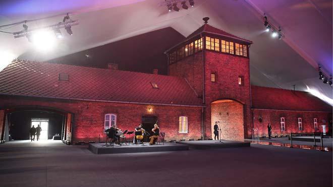 Supervivientes de Auschwitz: 'No olviden lo que sucedió en el Holocausto'