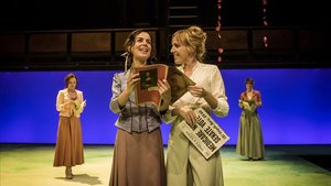 'Afanys d'amor perduts': un 'Shakespeare' de aire feminista