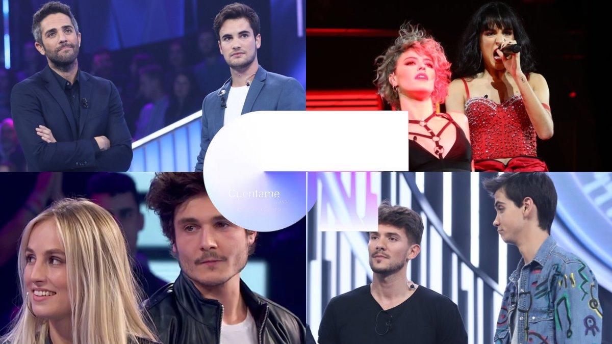 Algunos de los momentazos de la gala 4 de OT 2018.