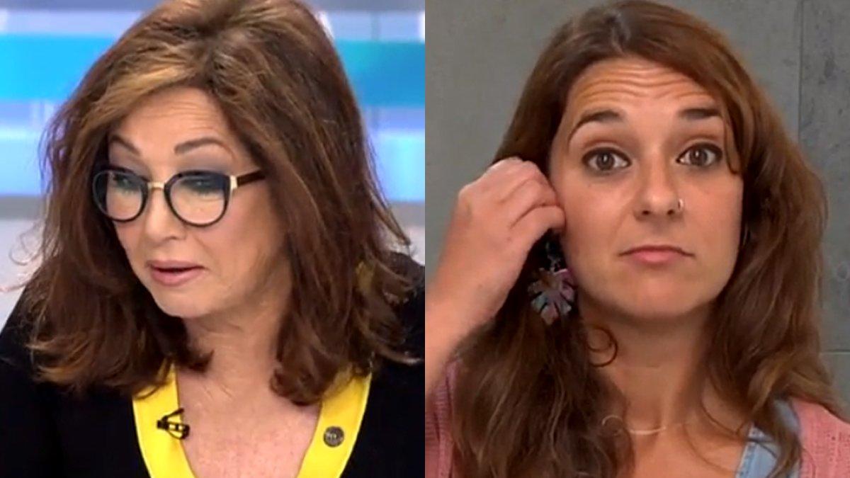 Ana Rosa Quintana y Noelia Vera.