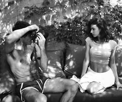 Andrés Velencoso y Úrsula Corberó, en una foto de Instagram.