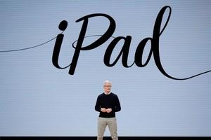 Apple llança un nou iPad amb suport per a Pencil