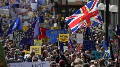 La UE se blinda frente a Londres en el 'brexit'
