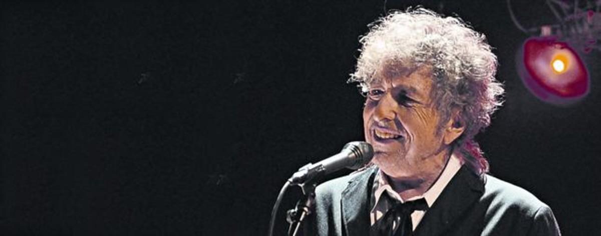 """Bob Dylan y la literatura: """"No sé qué quiere decir. Pero suena bien"""""""