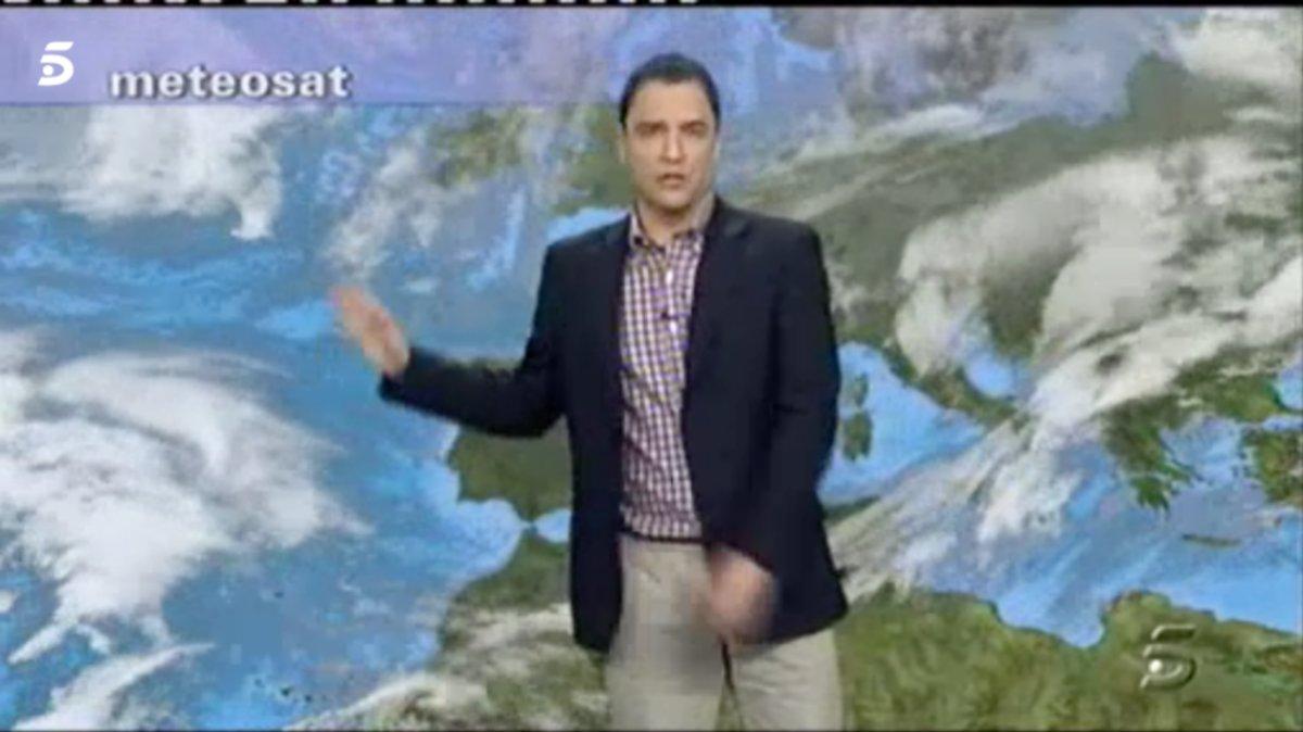 Mor el meteoròleg Carlos Cabrera als 45 anys